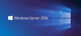 Versão de avaliação Windows Server 2016 já disponível