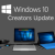 Windows Creators Update – Tudo o que necessita saber