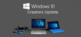 Windows Creators Update – Tudo o que necessita saber